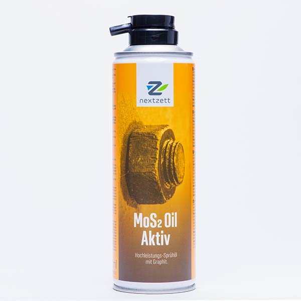 Molybdenový olej - NZ MOS2 Oil Aktiv 300 ml